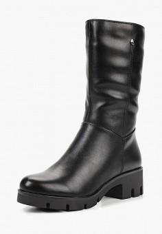 27267918b Полусапоги, Zenden Woman, цвет: черный. Артикул: ZE009AWCHTC1. Обувь /  Сапоги