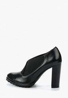 4e6586125 Ботильоны, Zenden Woman, цвет: черный. Артикул: ZE009AWPRF26. Обувь /  Ботильоны