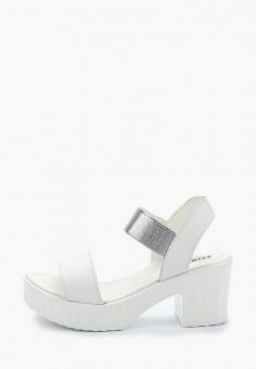 a622883a8b85ac Купить белые женские босоножки от 599 руб в интернет-магазине Lamoda.ru!