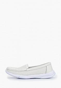 ef8c36272 Мокасины, Zenden Comfort, цвет: белый. Артикул: ZE011AWEKVP3. Обувь /  Мокасины