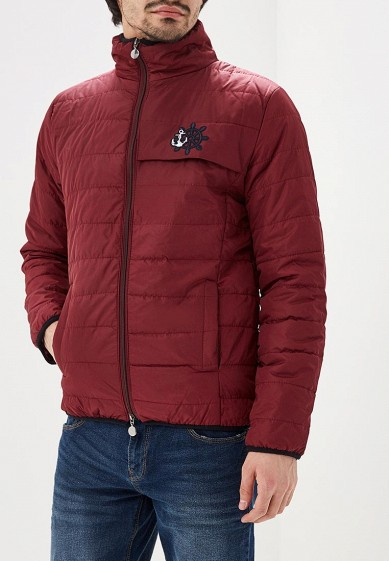 Куртка утепленная, Aarhon, цвет: бордовый. Артикул: AA002EMDLYM1. Одежда / Верхняя одежда