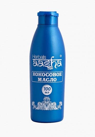 Масло для тела Aasha Herbals кокосовое Натуральное, 100 мл за 290 ₽. в интернет-магазине Lamoda.ru