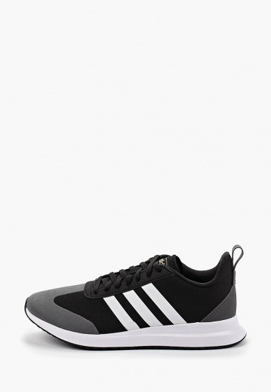 Кроссовки, adidas, цвет: черный. Артикул: AD002AWFKCC2. Обувь / Кроссовки и кеды / Кроссовки