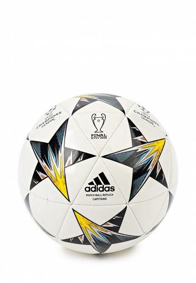Мяч футбольный adidas FINALE KIEV CAP купить за 1 350 руб AD002DUALSO8 в  интернет-магазине Lamoda.ru 037e3d49ddb76