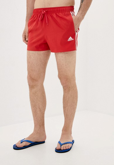 Шорты для плавания adidas 3S CLX SH VSL за 2 990 ₽. в интернет-магазине Lamoda.ru