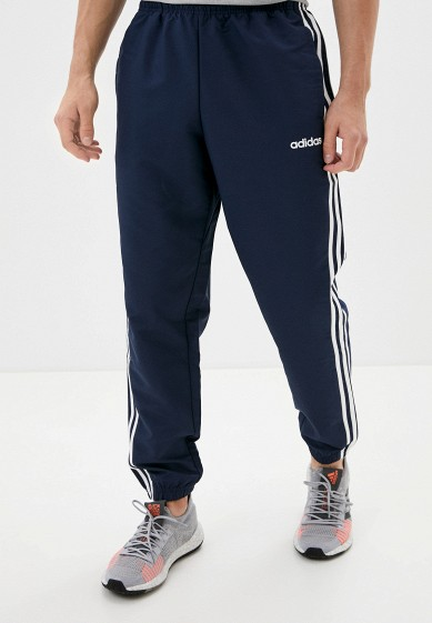 Брюки спортивные adidas E 3S WIND PNT за 2 990 ₽. в интернет-магазине Lamoda.ru