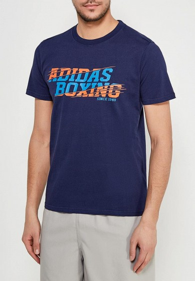 Футболка спортивная adidas Combat Graphic tee boxing