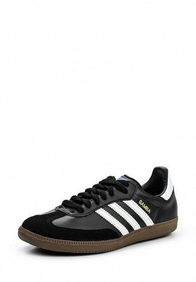 Кеды adidas Originals SAMBA купить за 151.00 р AD093AULWN85 в ... 9edae1d0106