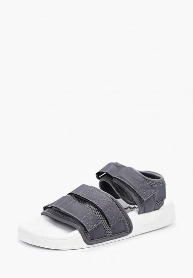 quality design 35f8b e3044 Сандалии adidas Originals ADILETTE SANDAL 2.0 W купить за 5 110 руб  AD093AWALPW3 в интернет-магазине Lamoda.ru