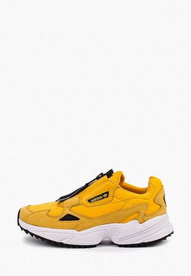 Кроссовки, adidas Originals, цвет: желтый. Артикул: AD093AWFWTP4. Обувь / Кроссовки и кеды / Кроссовки