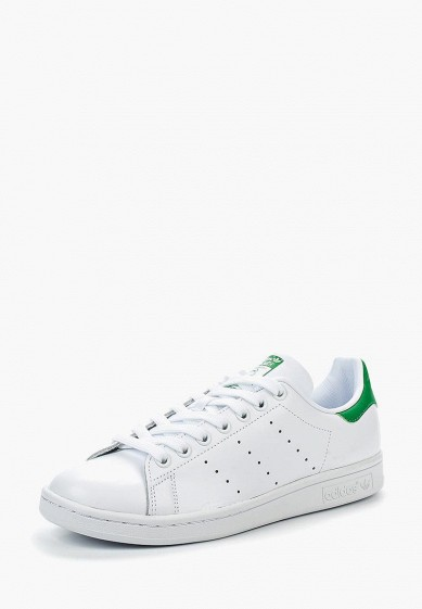 44a815951 Кеды adidas Originals STAN SMITH W купить за 6 990 руб AD093AWQIS65 в  интернет-магазине Lamoda.ru