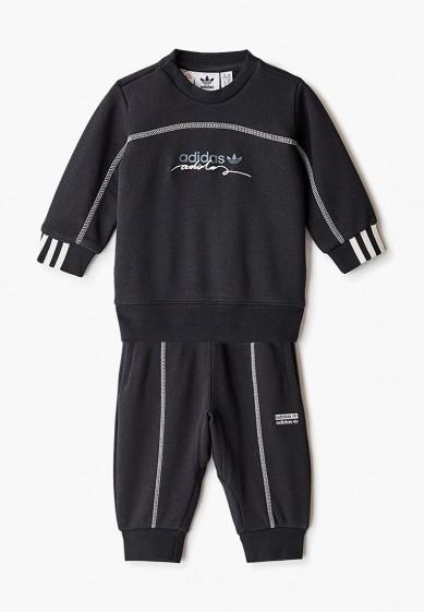 Костюм спортивный adidas Originals CREW SET за 2 270 ₽. в интернет-магазине Lamoda.ru