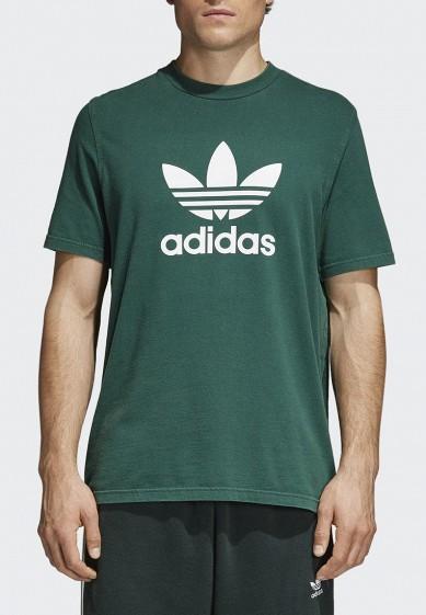 1694a030 Футболка adidas Originals TREFOIL T-SHIRT купить за 1 670 руб AD093EMALOG4  в интернет-магазине Lamoda.ru