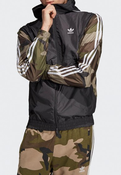 Ветровка adidas Originals CAMO WB