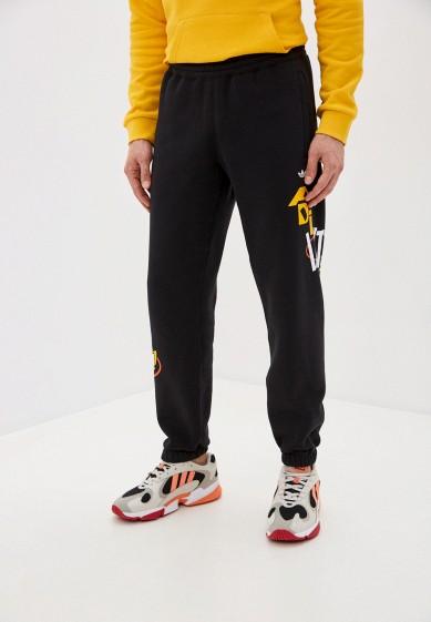 Брюки спортивные adidas Originals STREETBALL GFX за 5 999 ₽. в интернет-магазине Lamoda.ru