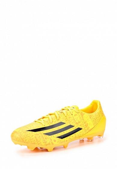 Бутсы adidas F10 FG (Messi) купить за 67.20 р AD094AMDHL45 в ... d1e217644ed88