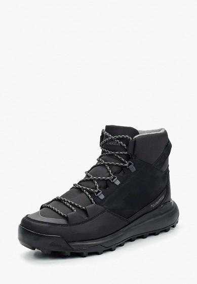 228363cf44a8 Ботинки трекинговые adidas TERREX WINTERPITCH CW CP купить за 259.00 ...