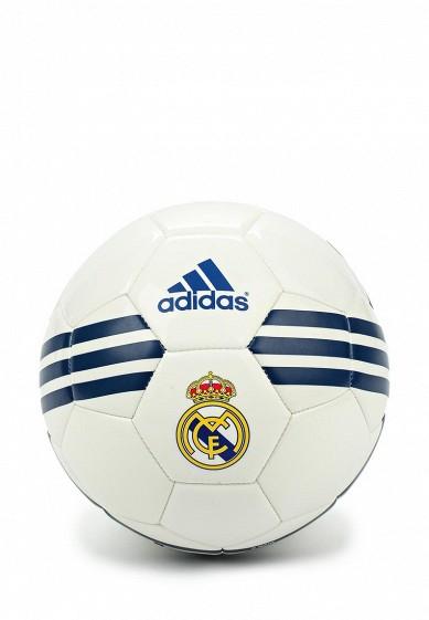 Мяч футбольный adidas REAL MADRID купить за 7 200 тг AD094DUJUI81 в ... 3a692af1f62cd