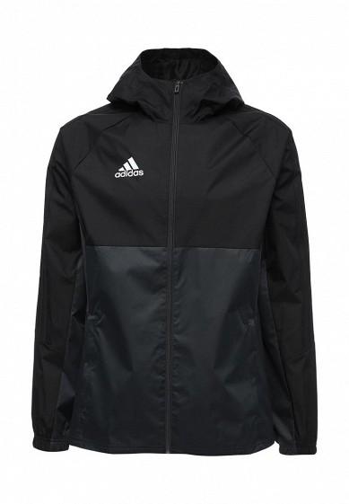 3d7e35bb Ветровка adidas TIRO17 RN JKT купить за 5 510 руб AD094EMUOC78 в интернет-магазине  Lamoda.ru
