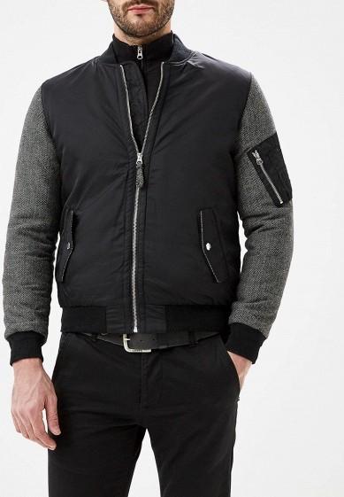 Куртка утепленная, Alcott, цвет: черный. Артикул: AL006EMDJYC5. Одежда / Верхняя одежда