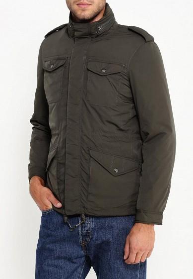 Куртка утепленная, Alcott, цвет: хаки. Артикул: AL006EMLDL86. Одежда / Верхняя одежда