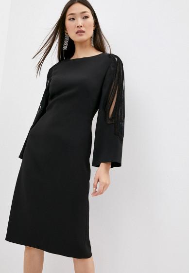 Платье Alberta Ferretti за 94 200 ₽. в интернет-магазине Lamoda.ru