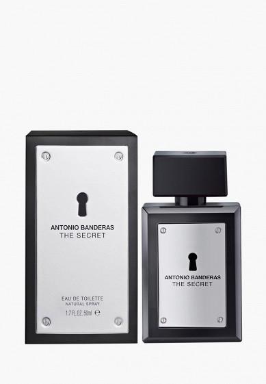 Туалетная вода Antonio Banderas The Secret за 1 380 ₽. в интернет-магазине Lamoda.ru