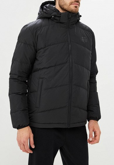 Пуховик, Anta, цвет: черный. Артикул: AN225EMCTRL0. Одежда / Верхняя одежда