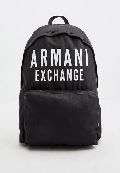 Рюкзак Armani Exchange за 12 200 ₽. в интернет-магазине Lamoda.ru