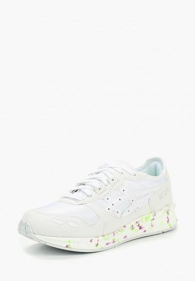 Кроссовки, ASICSTiger, цвет: белый. Артикул: AS009AUBSDA1. Обувь / Кроссовки и кеды / Кроссовки