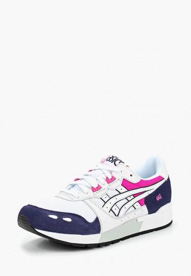 Кроссовки, ASICSTiger, цвет: белый. Артикул: AS009AUBSDB2. Обувь / Кроссовки и кеды / Кроссовки