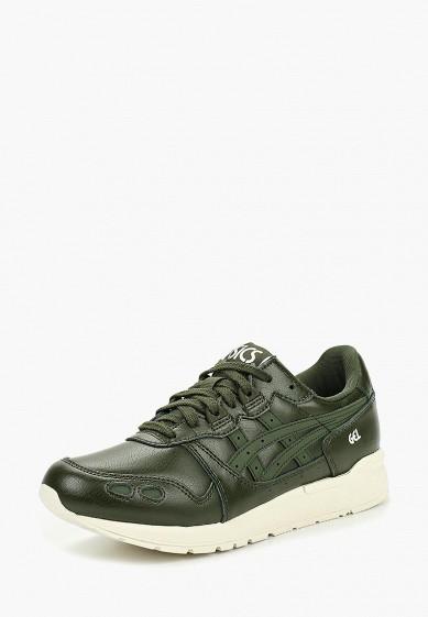 Кроссовки, ASICSTiger, цвет: зеленый. Артикул: AS009AUBSDB7. Обувь / Кроссовки и кеды / Кроссовки