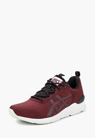 Кроссовки, ASICSTiger, цвет: бордовый. Артикул: AS009AUBSDD7. Обувь / Кроссовки и кеды / Кроссовки