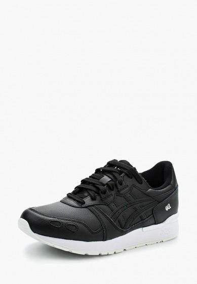 Кроссовки, ASICSTiger, цвет: черный. Артикул: AS009AUUMH63. Обувь / Кроссовки и кеды / Кроссовки