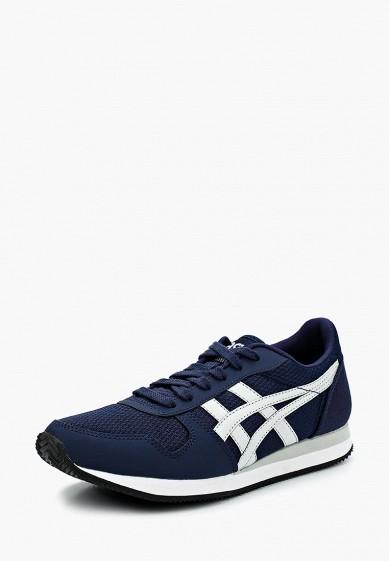 Кроссовки, ASICSTiger, цвет: синий. Артикул: AS009AUZTU71. Обувь / Кроссовки и кеды / Кроссовки