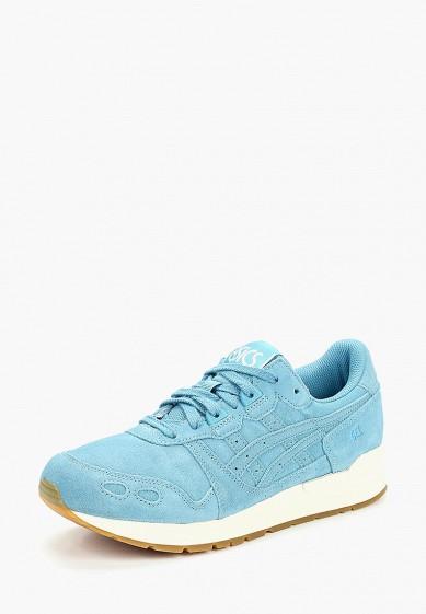 Кроссовки, ASICSTiger, цвет: голубой. Артикул: AS009AWBSDF1. Обувь / Кроссовки и кеды / Кроссовки