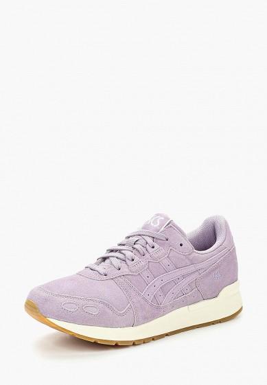Кроссовки, ASICSTiger, цвет: фиолетовый. Артикул: AS009AWBSDF2. Обувь / Кроссовки и кеды / Кроссовки