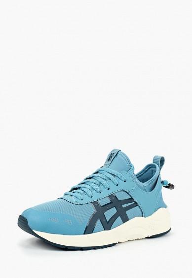 Кроссовки, ASICSTiger, цвет: голубой. Артикул: AS009AWBSDG6. Обувь / Кроссовки и кеды / Кроссовки