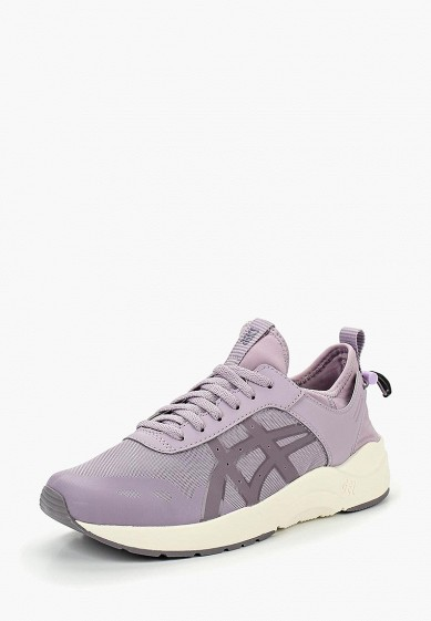 Кроссовки, ASICSTiger, цвет: фиолетовый. Артикул: AS009AWBSDG7. Обувь / Кроссовки и кеды / Кроссовки