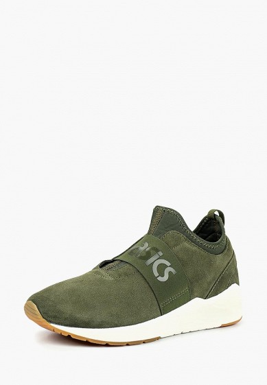 Кроссовки, ASICSTiger, цвет: зеленый. Артикул: AS009AWBSDG8. Обувь / Кроссовки и кеды / Кроссовки