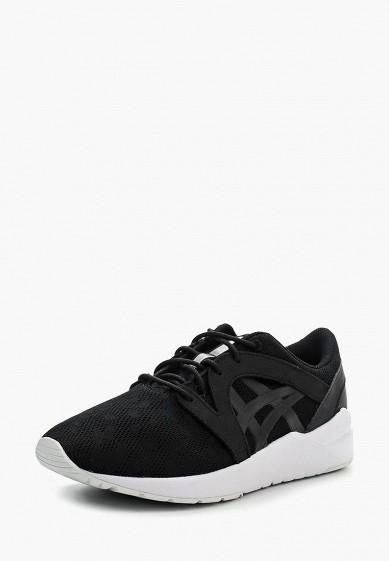 Кроссовки, ASICSTiger, цвет: черный. Артикул: AS009AWOUQ64. Обувь / Кроссовки и кеды / Кроссовки