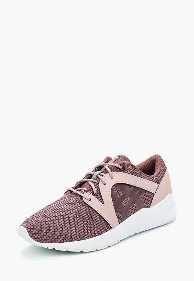Кроссовки, ASICSTiger, цвет: розовый. Артикул: AS009AWZTU74. Обувь / Кроссовки и кеды / Кроссовки