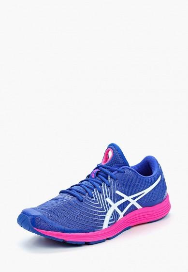 Кроссовки, ASICS, цвет: синий. Артикул: AS455AWBNEI6. Обувь / Кроссовки и кеды / Кроссовки