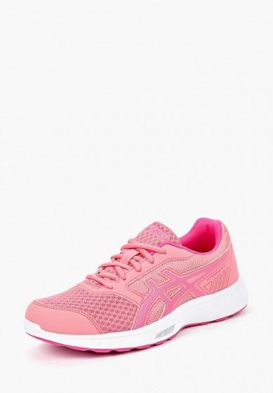 Кроссовки, ASICS, цвет: розовый. Артикул: AS455AWBRND3. Обувь / Кроссовки и кеды / Кроссовки