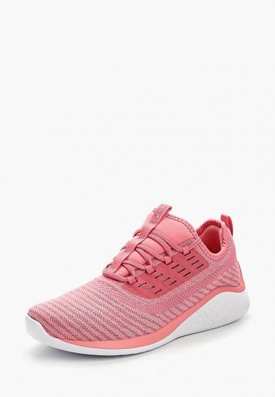 Кроссовки, ASICS, цвет: розовый. Артикул: AS455AWBRNE0. Обувь / Кроссовки и кеды / Кроссовки