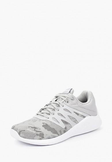 Кроссовки, ASICS, цвет: серый. Артикул: AS455AWBRNE2. Обувь / Кроссовки и кеды / Кроссовки