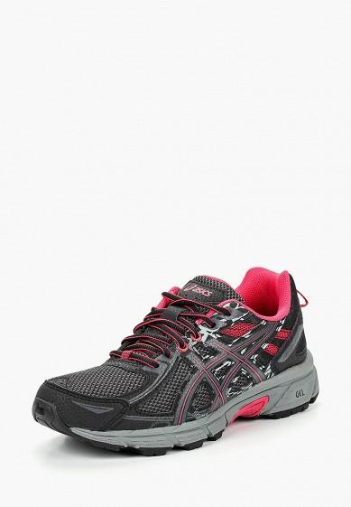 Кроссовки, ASICS, цвет: черный. Артикул: AS455AWBRNF4. Обувь / Кроссовки и кеды / Кроссовки