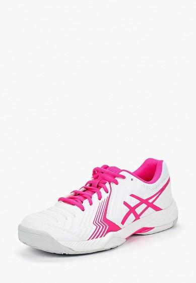 Кроссовки, ASICS, цвет: белый. Артикул: AS455AWBRNG0. Обувь / Кроссовки и кеды / Кроссовки