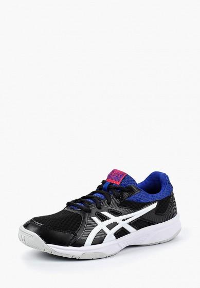 Кроссовки, ASICS, цвет: черный. Артикул: AS455AWBRNG8. Обувь / Кроссовки и кеды / Кроссовки