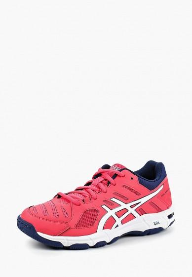 Кроссовки, ASICS, цвет: розовый. Артикул: AS455AWCWPJ1. Обувь / Кроссовки и кеды / Кроссовки